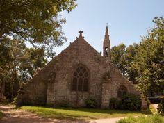 La Chapelle de Tremalo à Pont-Aven