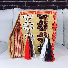 28 отметок «Нравится», 1 комментариев — Ani Almeida (@anialmeida_) в Instagram: «Shop@anialmeida.com #wayuu #wayuustyle #wayuulover #wayuubag #handmade #handcrafted #uws…»
