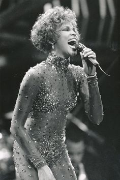 Whitney Houston ... all the voice that i need