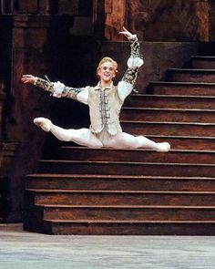 Ballet- David Hallberg #ballet