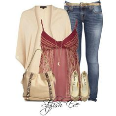 Red babydoll top