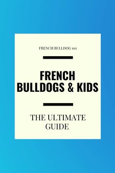 French bulldogs make the perfect family pet. They are friendly, caring, and great with kids. Here are some reasons why a frenchie would make a great addition to the family. French Bulldog Facts, French Bulldog Puppies, French Bulldogs, Training Your Puppy, Training Tips, First Night With Puppy, Cold Weather Dogs, Food Dog, Small Dog Sweaters