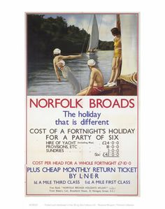 Norfolk Broads . The Holiday That is different.