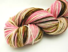 Neapolitan - Hand Dyed Yarn - Dyed to Order