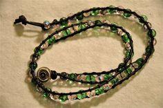 Weave Bead Jewelry--pretty