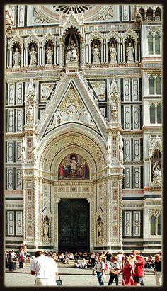 Portal - Firenze, Florence #santospiritofirenze