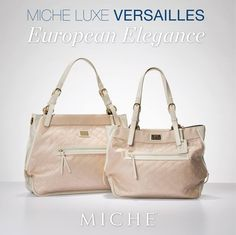 My next purchase!  GORGEOUS... available mid March 2015 www.homepartyrep.com/lucie_levasseur One Bag, Versailles, Handbags, Purses, Elegant, Leather, Accessories, Ebay, Rose Champagne
