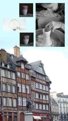 "[Tour de 🇫🇷- Laëtitia Leclère - #rennes] Today, let's go to the capital of Bretagne, Rennes, with the charm of its half-timbered houses and its cobbled streets lined with restaurants. A young & dynamic city which welcomes our new ceramist. ""Trace Organique"", her latest collection of unique pieces for a smooth & poetic everyday life. 📷Rennes-Vases©laetitia leclere/Portrait-Assiettes©julie cosquer  #garancecassien #madeinfrance #buylesschoosewell #handmade #design #homedecoration #ceramics Archery Hunting, Bow Hunting, Deer Hunting Blinds, Kayaking Gear, Throwing Knives, Traditional Archery, Turkey Hunting, Camping Accessories, Kayak Fishing"