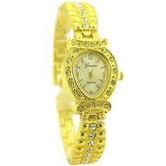 Geneva Fashion style rhinestones quartz wristwatch for wo... https://www.amazon.com/dp/B010G1SICY/ref=cm_sw_r_pi_dp_x_3rrwybGZKDZET