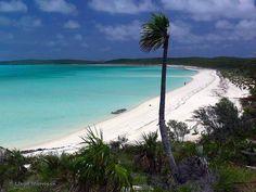 Seven Mile Beach  Great Guana Cay, Bahamas