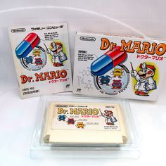 Dr. Mario for Famicom in Japanese