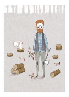 miscellany - :: Nuria Diaz :: illustration ::