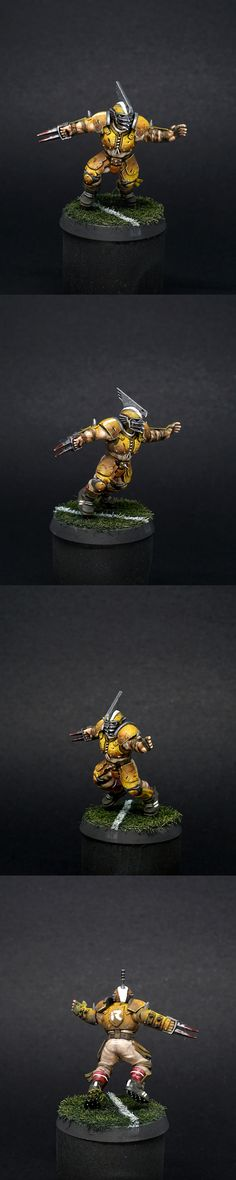 Bloodbowl Human team