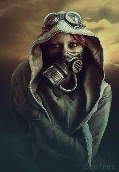 Apocalypse woman