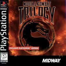 Mortal Kombat Trilogy - PS1 Game