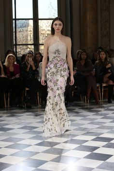 HAUTE COUTURE SPRING-SUMMER 2016 By Georges Hobeika