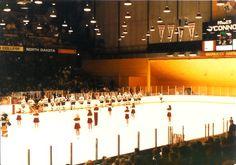 The Old Mariucci Arena... Ski U Mah.