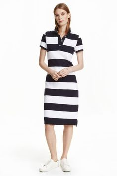 Šaty z piké   H&M