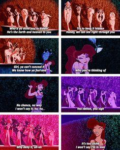 """i Won't Say I'm In Love"" - Hercules, 1997"