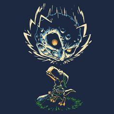 Así fue como se extinguieron And they died after this . #majorasmoon #majorasmask #thelegendofzelda #link #zelda #skullkid #retrogamer #Nintendo #sectorn #nintendero #nintendofan #majorasmask3d #dawnofthefinalday #hyrule #hylian #triforce #trifuerza #videojuegos #videogames By Nathan Davis
