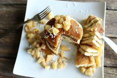 paleo apple pie pancakes, verity nutrition, Renee altman, RHN holistic nutritionist Paleo Apple Pie, Waffles, Pancakes, Eating At Night, Holistic Nutritionist, Low Carbohydrate Diet, Binge Eating, Grain Free, Breakfast