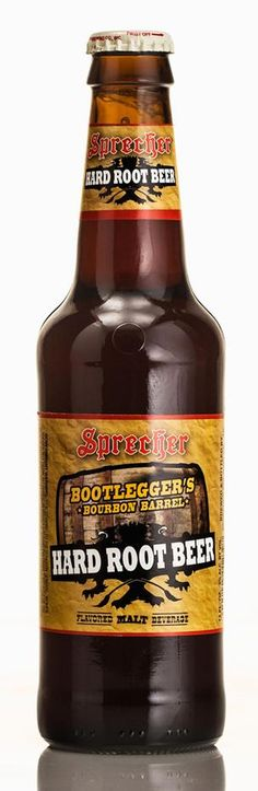 Sprecher Brewing Co. is rolling out an alcoholic version of its root beer.
