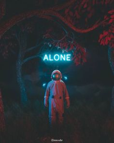 Dark Art Photography, Alone Photography, Creative Photography, Wallpaper Space, Couple Wallpaper, Best Iphone Wallpapers, Wallpaper Iphone Cute, Astronaut Wallpaper, Insta Image