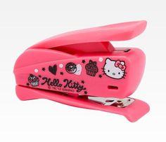 Hello Kitty Stapler: Squiggle - $7.75