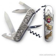 Vintage Lot Ancien Pradel Wenger Elinox Couteau Knife
