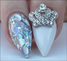 Luminous Nails: Princess Acrylic Nails...