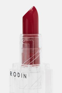 In adding color cosmetics to her tightly edited Olio Lusso range, Linda Rodin started with a personal signature: pigment-rich lipstick. The creamy formula, visible through a chic Lucite case, nourishes lips with Rodin's legendary blend of 11 oils, complete with a subtle jasmine and neroli scent, and imparts a matte finish that wears to a long-lasting stain. This classic Hollywood red is named for Hedy Lamarr (1914–2000), the Vienna-born screen actress who was also a pioneer in the field of…