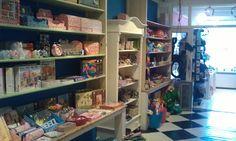 Bij Jet shop display