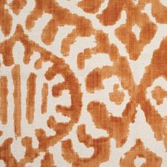 Spanish Orange Geometric Woven 109635 Exhibiting a lively grouping of woven fabrics suitable for drapery, light upholstery, and home decor applications. In four different colorways, Mood presents a fantastic, cotton-polyester-linen woven consisting of a l Mood Fabrics, Spanish House, Pillow Fabric, Home Decor Fabric, Woven Fabric, Animal Print Rug, Fabric Design, Upholstery, Quilts