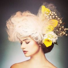 Styled by Paul Mitchell Editorial Director @luciedoughty