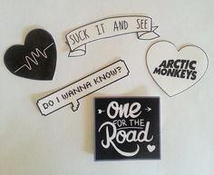 AM Stickers (set of 5) ($4.80) - Svpply