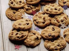 Ultimate Chocolate Chip Cookies  (The dough freezes great!)
