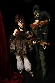 BJD steampunk dolls - Google Search