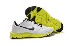 Fake Nike Free XT Quick Fit Flywire Womens Summit White Lime Green 415257 100 $45.45