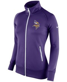 dec94bcb8 Nike Women s Minnesota Vikings Stadium Track Jacket Michigan State  University