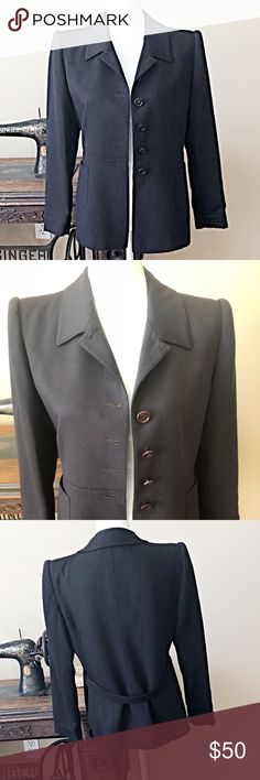 I just added this listing on Poshmark: Vintage Valentino blazer size 10. #shopmycloset #poshmark #fashion #shopping #style #forsale #Valentino #Jackets & Blazers