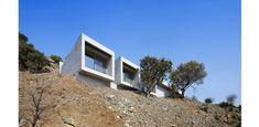 House in Kea - Kokkinou Kourkoulas Architects and Associates