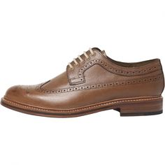Grenson Sid Derby Shoes | Vestiaire Collective