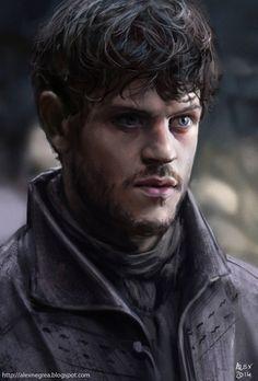 Ramsay Snow portrait by alexnegrea on deviantART