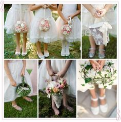 Flower Girl Baskets