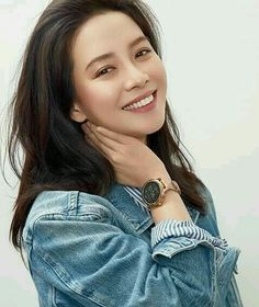Song Ji Hyo for Fossil