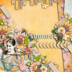 Endless summer by Siamese Studio You and me templates by Cluster Queen Creations