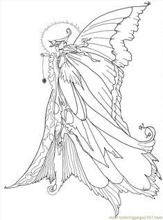 214 Meilleures Images Du Tableau Fairies Coloring Pages Coloring