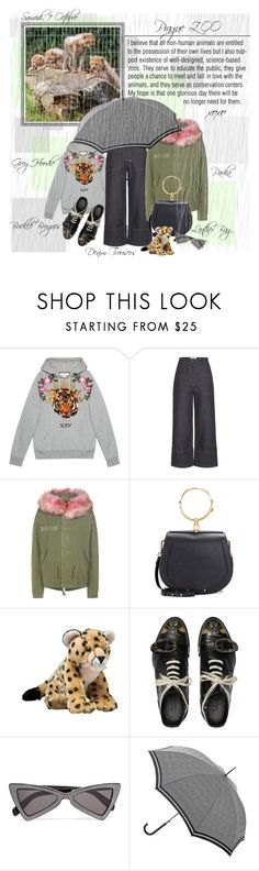 """""""Mon Style № 139 - October 7, 2017"""" by mon-style-diary ❤ liked on Polyvore featuring Gucci, Fendi, Mr & Mrs Italy, Chloé, Yves Saint Laurent and Fulton"""
