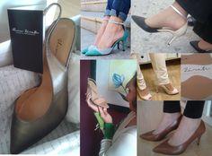Gracias a quienes ya tienen sus #zapatos. Primer mes de la tienda online www.elenazarate.com