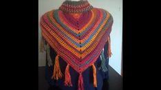 Felt Crafts Diy, Crochet Shawls And Wraps, Paracord, Scarf Wrap, Cowl, Crochet Top, Crochet Patterns, Red, Altar